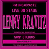 Live On Stage FM Broadcasts - Sony Studios NYC 14th March 1994