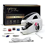 Best Portable Sewing Machines - Amazing Creations Portable Handheld Sewing Machine - Includes Review