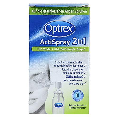 Optrex Actispray 2in1 für müde+überanstrengte Auge 10 ml