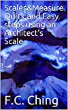 Photo Gallery scales&measure quick and easy steps using an architect s scale (english edition)