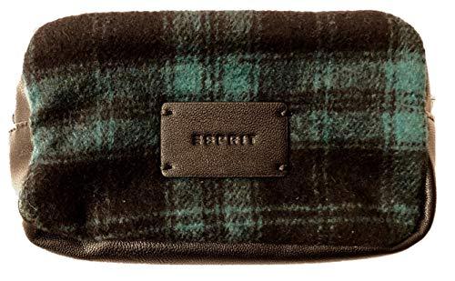 Esprit Geldbörse/Kosmetiktasche (dunkel-grün)