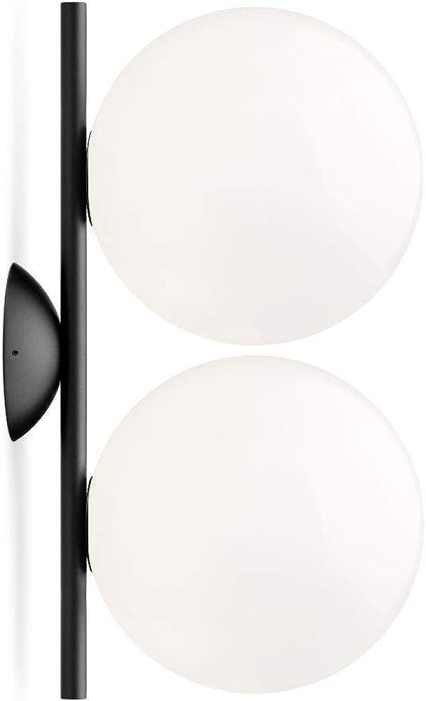 Flos ic c/w1 double lampada da parete F3157030