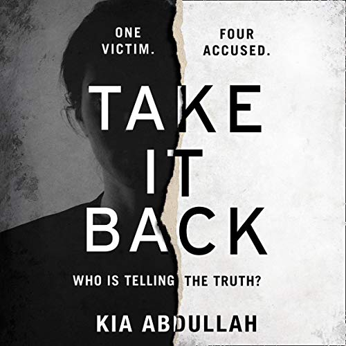 Take It Back audiobook cover art