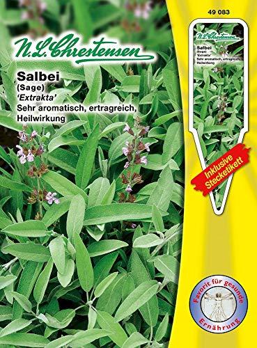 N.L. Chrestensen 49083 Salbei Extrakta (Salbeisamen)