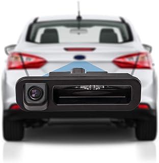 $45 » DYNAVISION Car Backup Camera | Trunk Handle Reverse Camera for Ford Focus 2012-2014 | Focus SE | Focus ST | Focus 2 | Focu...
