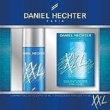 DANIEL HECHTER Coffret Eau de Toilette XXL 50 ml avec Déodorant Parfumé XXL150 ml
