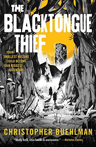 The Blacktongue Thief: 1