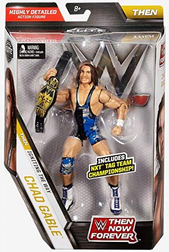 WWE Entonces Now Forever Figura de Acción - Chad Gable