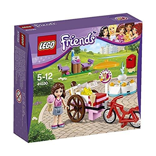 LEGO Friends 41030 - Olivias Eiscreme-Fahrrad