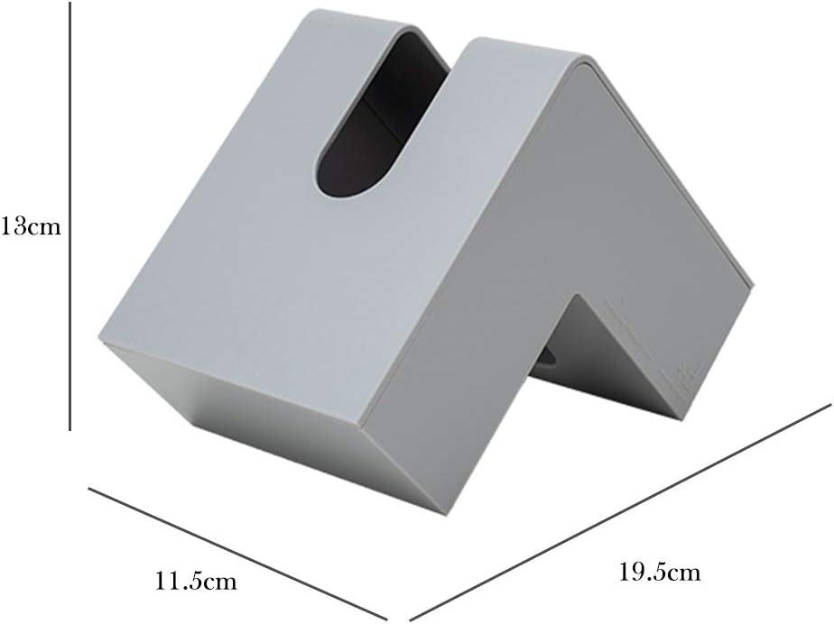 per casa custodia per fazzoletti in plastica piegata ufficio Leikance
