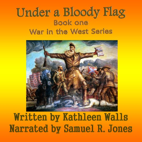 Under a Bloody Flag audiobook cover art