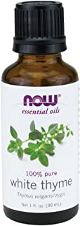 Now Foods White Thyme Oil - 1 oz. 2 Pack