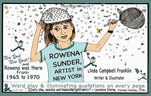 Image of Rowena Sunder, Artist in New York