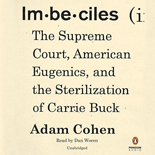 Imbeciles audiobook cover art