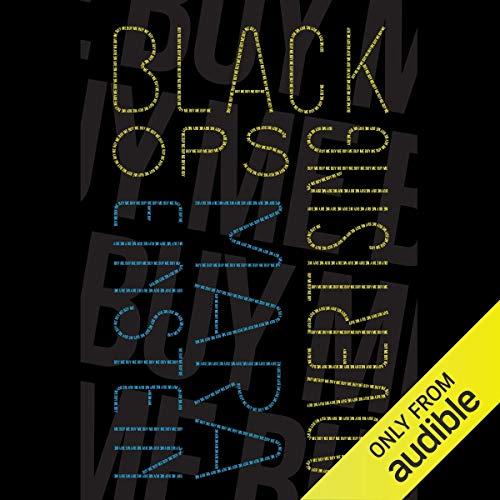 Diseño de la portada del título Black Ops Advertising