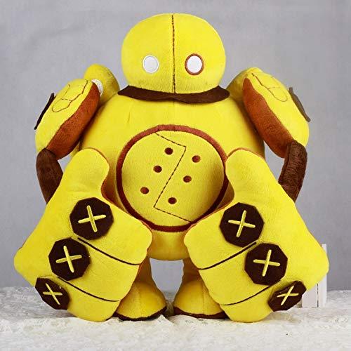 junfeng Plüschtier 35cm Roboter Blitzcrank Plüschtiere und Puppen Stofftier