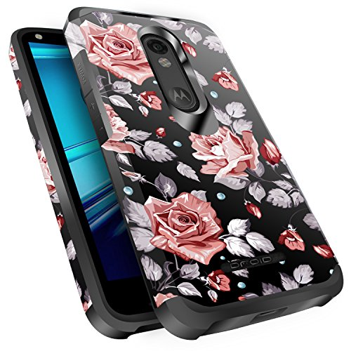 Droid Turbo 2 Case, Miss Arts Slim Anti-Scratch Protective Kit with...