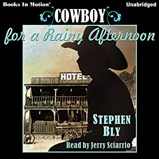 Cowboy for a Rainy Afternoon cover art
