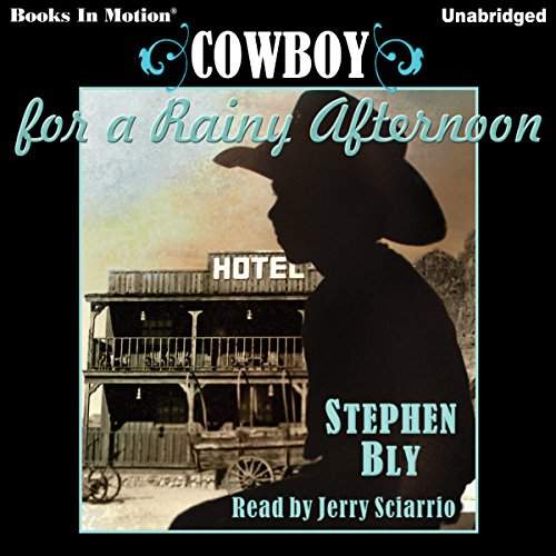 Cowboy for a Rainy Afternoon audiobook cover art