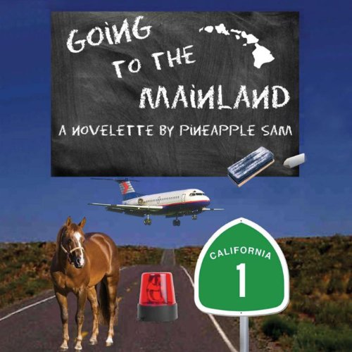 Going to the Mainland audiobook cover art