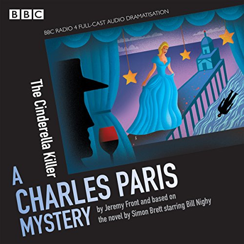 Charles Paris: The Cinderella Killer audiobook cover art