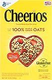 Cheerios, Cereales para tomar en frío - 340 gr.