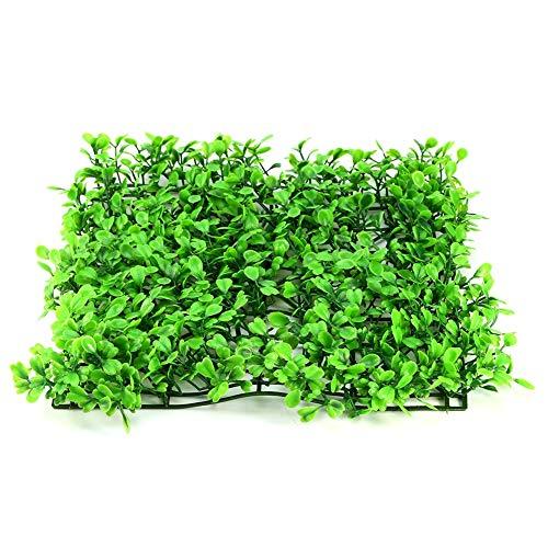 HaiQianXin Neuer künstlicher Dekor-Plastikwassergras-Grünpflanze-Rasen für Aquarium-Aquarium