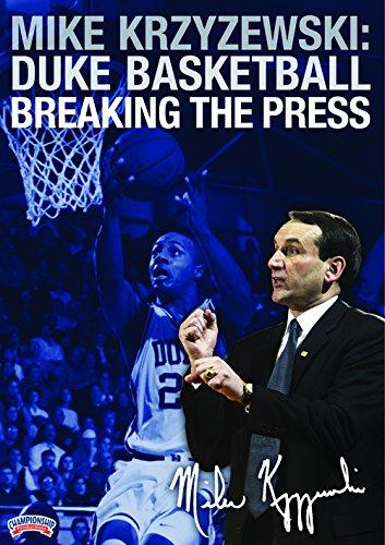 Mike Krzyzewski: Duke Basketball: Breaking the Press (DVD)