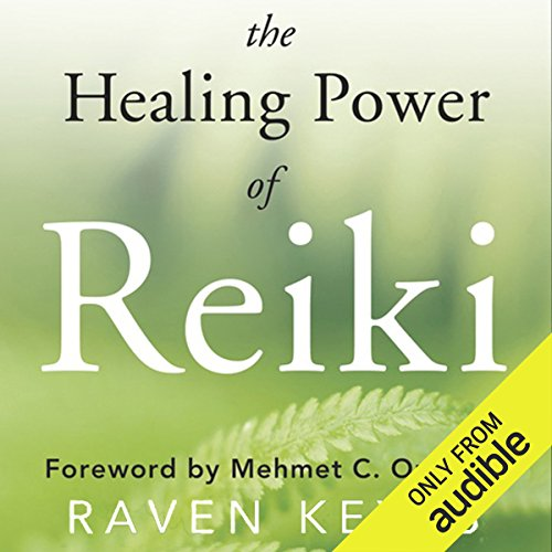 The Healing Power of Reiki audiobook cover art