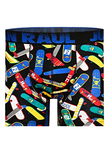OZONEE Herren Boxershorts Unterhose Unterwäsche Retroshorts Sportunterwäsche Hipster Boxer Shorts Slip Trunks Pants Underwear Men Lang Baumwolle Baumwollmischung O/034 Mehrfarbig L