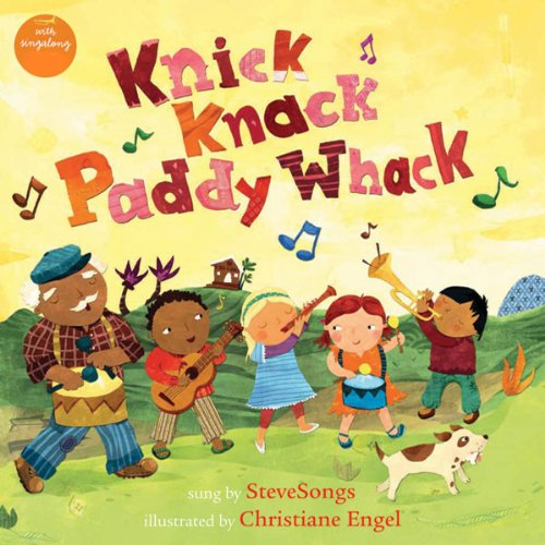 Knick Knack Paddy Whack audiobook cover art