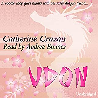 Udon audiobook cover art