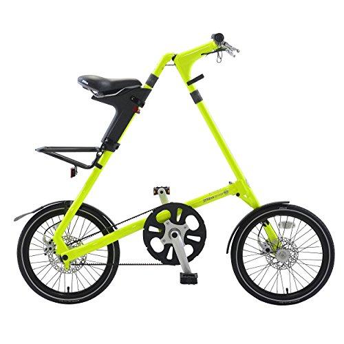 Strida EVO folding bicycle, internal 3 speed hub,...