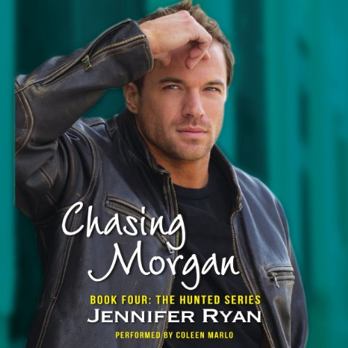 Chasing Morgan audiobook cover art