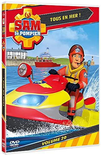 Sam Le Pompier-Volume 20 : Tous en mer