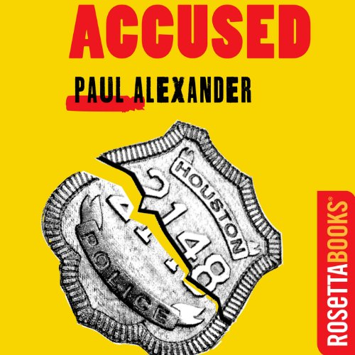 Accused audiobook cover art