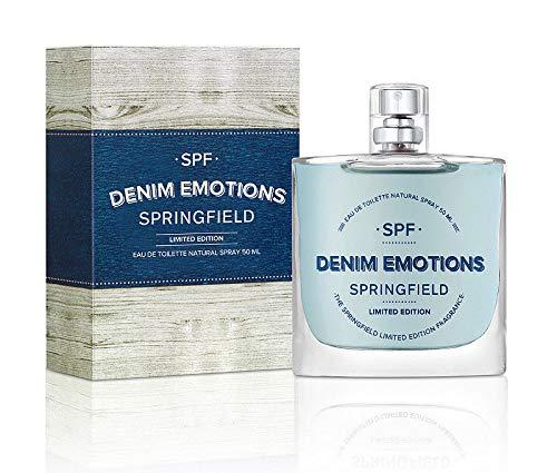 Springfield Spf Denim Emotions Col Men 50Ml 50 ml