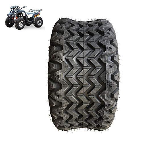 WLALLSS Neumáticos de Scooter eléctrico, neumáticos de vacío Todoterreno 23x10-14, Resistentes al Desgaste y Antideslizantes, adecuados para Accesorios de modificación de Karting/ATV/turismos