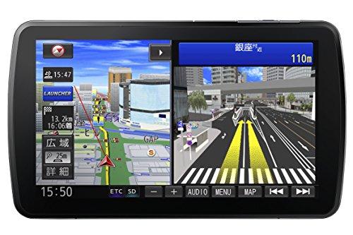 パナソニック カーナビ ストラーダ CN-F1XD ブルーレイ搭載 無料地図更新 フルセグ/VICS WIDE/SD/CD/DVD/USB/Bluetooth 9型 CN-F1XD
