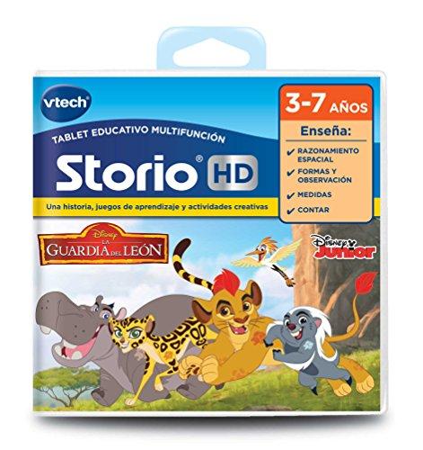 VTech- Juego Educativo para Storio, Multicolor (3480-275222)