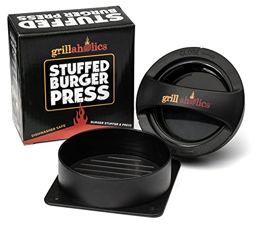 Professional Stuffed Burger Press