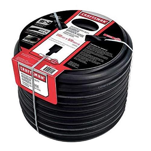 Best 100 ft rubber hose