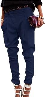 Women's Harlan Pants Solid Color Loose Long Trousers