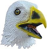 3D Latex Mask Halloween Costume Party Bird Hawk Props Eagle Head Mask