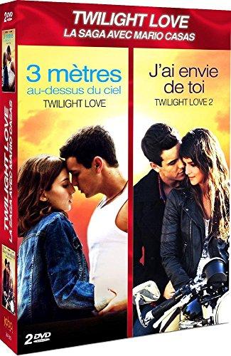 2 comédies romantiques avec Mario Casas : 3 mètres au-dessus du ciel (Twilight Love) + J'ai envie de toi (Twilight Love 2) [Francia] [DVD]