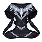 Marvel Comics for Pets Black Panther Harness for Dogs, Medium | Superhero Dog Harness | Harness for Medium Sized Dog Breeds | Officially Licensed Product of Marvel Comics (FF11308)