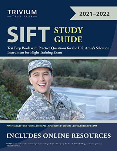 SIFT Study Guide: Test Prep Book with Practice Questions for the U.S. Army
