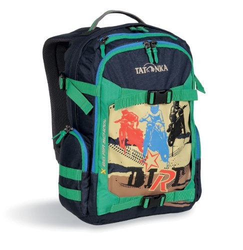 Tatonka Kinder Schulrucksack Big Air, dirt, 45x32x16, 1847, 0.00 euro/100 ml