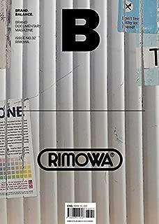 Magazine B - Rimowa