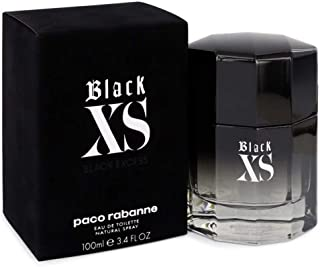 Paco Rabanne Black Xs Edt Vapo 100 Ml - 100 ml